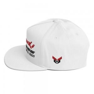 Die hochkarätige Passform und ein grünes Untervisier machen diese Mütze zu einem Klassiker mit einem zusätzlichen Farbtupfer.