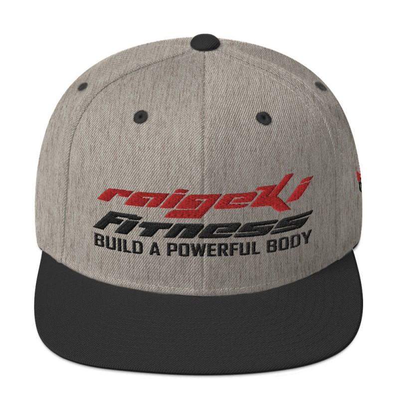 Der Mega Style. Zeig was du drauf hast. Die Hochwertige Raigeki Fitness Cap