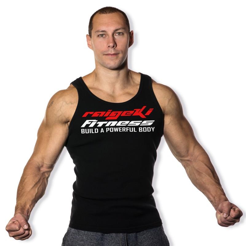 Raigeki Fitness Basic Tank für Männer