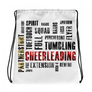 Gym Bag NY Cheerleading