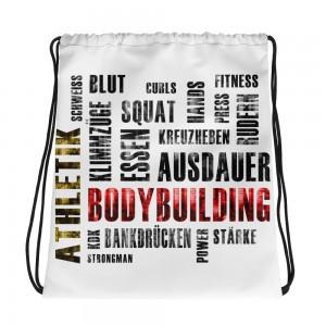 Gym Bag NY Bodybuilding