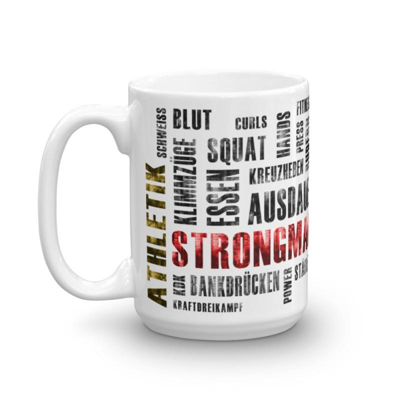 Tasse Strongman