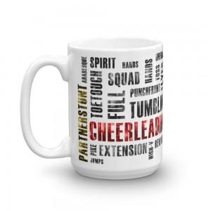 Tasse Cheerleading