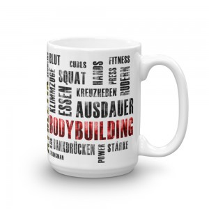 Tasse Bodybuilding