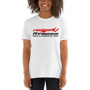 T-Shirt Girls Sport Basic weiß