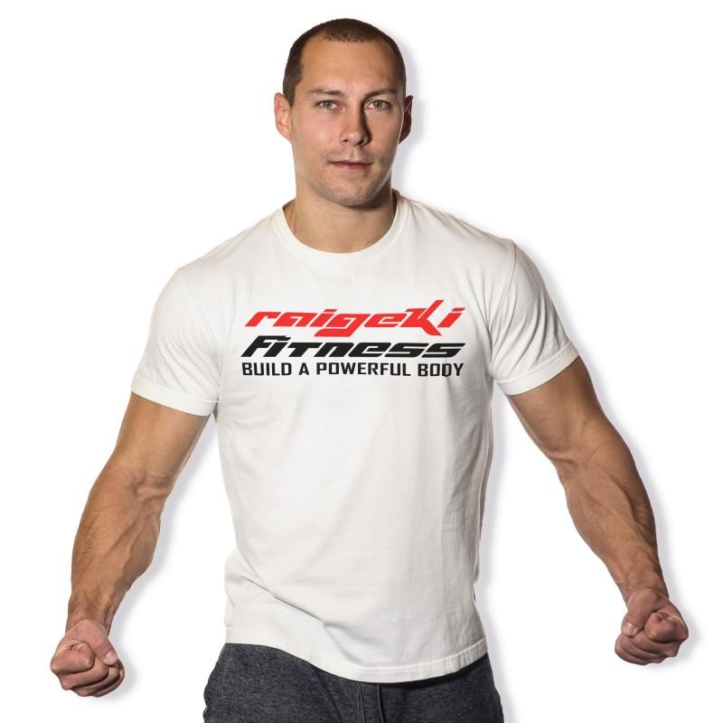 Das Basic Shirt für Männer. Zum Sport, im Alltag oder einfach Zuhause.