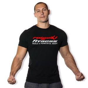 T-Shirt Basic (schwarz)