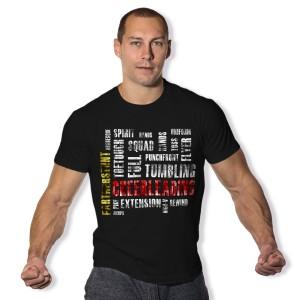 T-Shirt NY Cheerleading