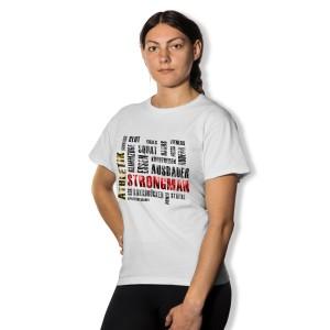 T-Shirt NY Strongman Girls