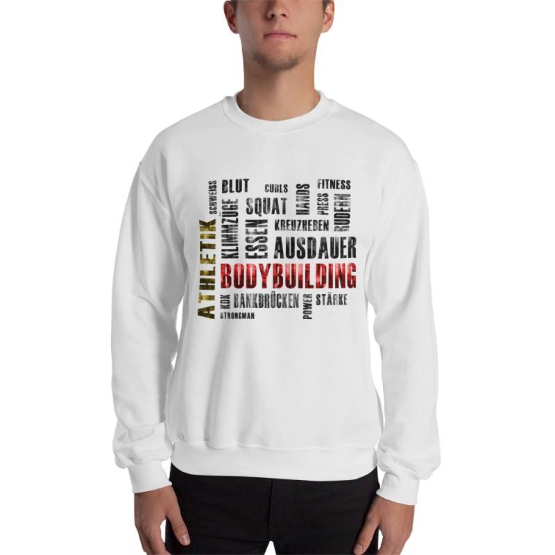 Sweatshirt NY Bodybuilding