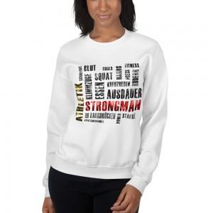 Girls Sweatshirt NY Strongman