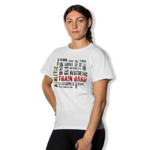 T-Shirt NY Train Hard Girls