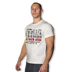 T-Shirt NY Train Hard