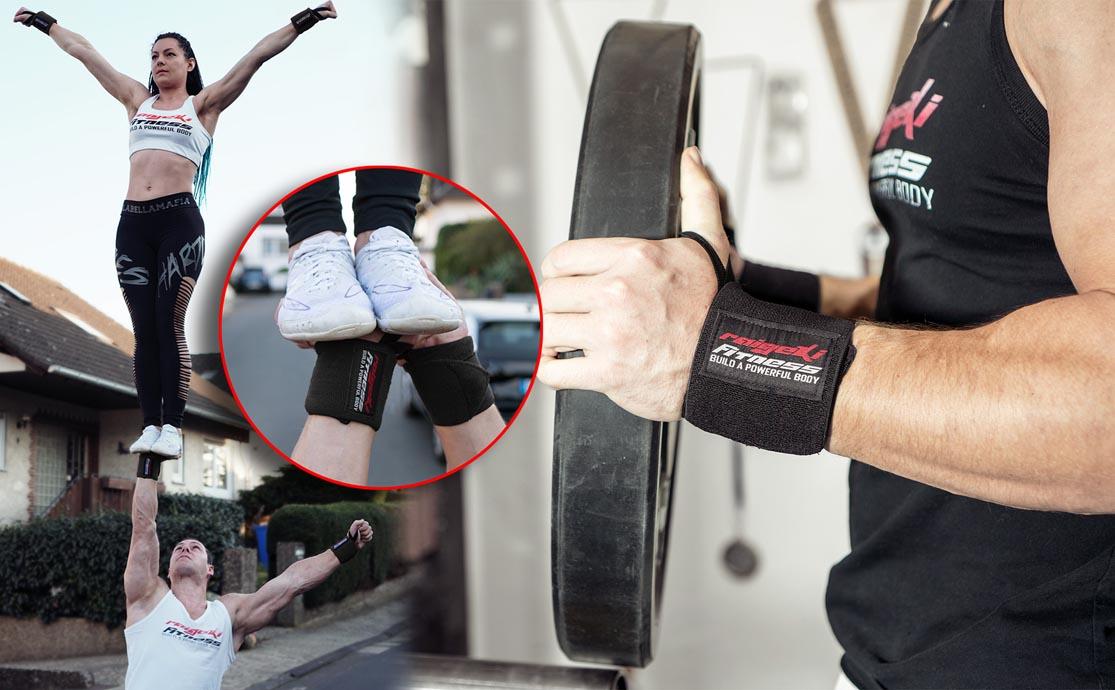 Raigeki Fitness Handgelenk Bandagen