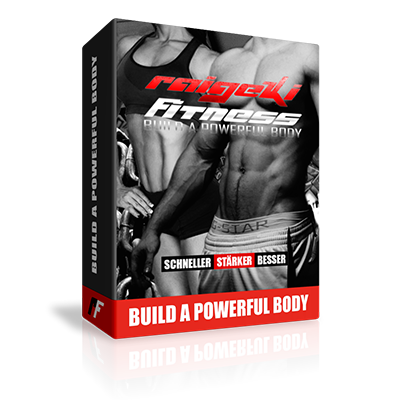 Build a Powerful Body - Fitness Produkte
