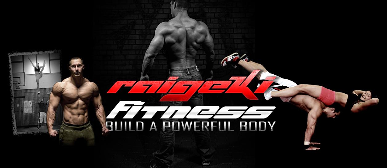 Fitness Muskeln Aufbauen