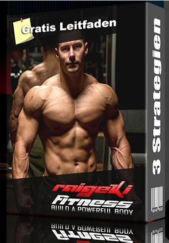 Traumkörper Muskelwachstum Muskelaufbau