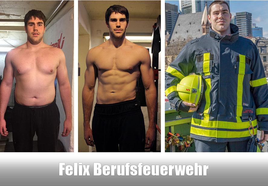 Felix Ziel Erreicht Muskeln