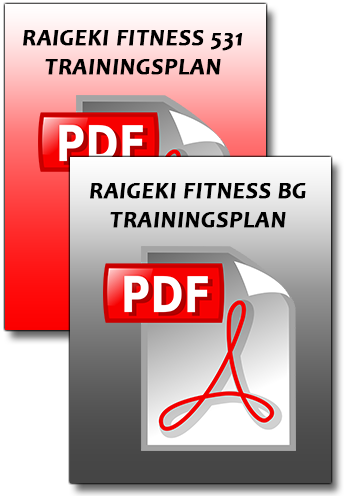 Raigeki Fitness Trainingspläne